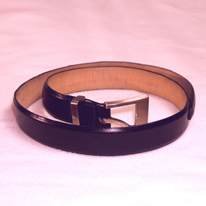 Calvin Klein leather belt USA small VGUC